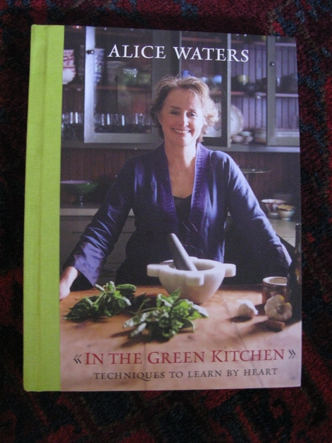 alice waters in the green kitchen lauraine 9011